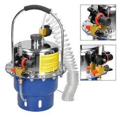 Druckluft Bremsentlüftungsgerät 5 Liter