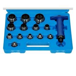 Henkel Locheisen Set 14 Teilig 5-35 mm
