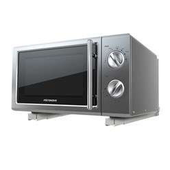 Mikrowellenhalterung ausziehbar 340 - 420 mm