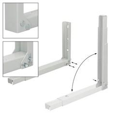 Wandhalterung Mikrowelle klappbar mit ausziehbar