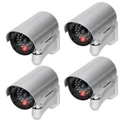 4 x Kamera Dummy LED