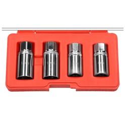 Extracteur de goujon à rouleaux set 4 pcs diamètres 6 8 10 12 mm dégoujonneur