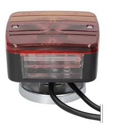 LED Anhänger Rückleuchten mit Magnet 7,5m Kabel
