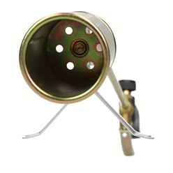 58 kW Gasbrenner + Druckminderer 2,5 bar