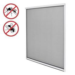Insektenschutzrollo Alu 130x160cm weiß