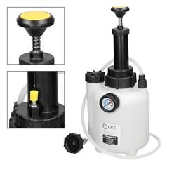 Bremsenentlüftungsgerät mit Auffangflasche