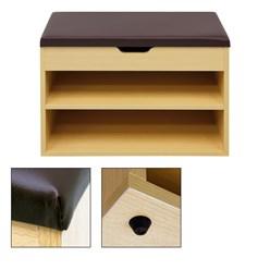 Schuhbank Holz