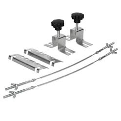 11-Teilig Adapter Satz für Druckluft Bremsenentlüfter, inkl. E20 Adapter