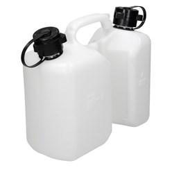 Kombikanister Benzin 3L und Öl 1,5L für Kettensäge