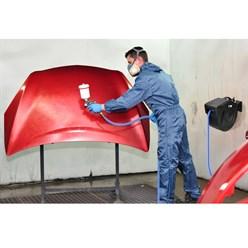 Luftdruck Schlauchtrommel 15 m für Wandmontage Automatik