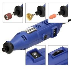 Mini Elektro Schleifer Set