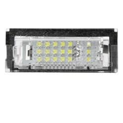 LED-Kennzeichenbeleuchtung mit E-Prüfzeichen BMW 5 E39
