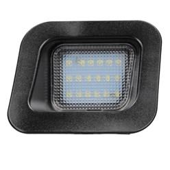 Kennzeichenbeleuchtung mit E-Prüfzeichen Dodge Ram