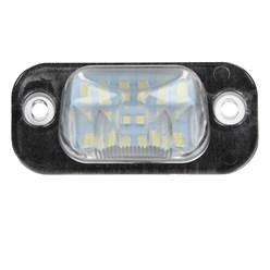 Kennzeichenbeleuchtung VW Seat mit E-Prüfzeichen