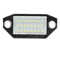 LED-Kennzeichenbeleuchtung mit E-Prüfzeichen Ford Mondeo