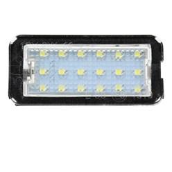 Kennzeichenbeleuchtung Fiat mit E-Prüfzeichen