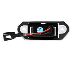 2 x LED-Kennzeichenbeleuchtung mit E-Prüfzeichen Skoda VW
