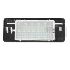 2 x LED-Kennzeichenbeleuchtung mit E-Prüfzeichen Opel Vectra