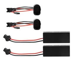 2 x LED-Kennzeichenbeleuchtung mit E-Prüfzeichen Seat VW Porsche