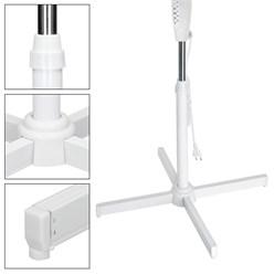 Standventilator 45 W Weiß mit Fernbedienung
