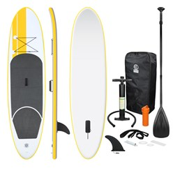 Surfboard Stand Up Paddle Board Gelb