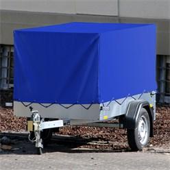 Anhänger Hochplane mit Gummigurt 2075x1150x900mm
