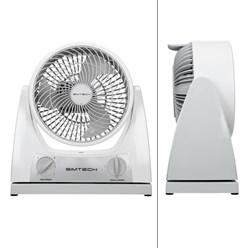 Ventilator 40W 3 Stufen Weiß