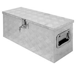 Transportkiste Aluminium 73 cm x 24 cm x 32 cm