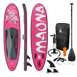 Stand Up Paddle Surfboard Pink Maona
