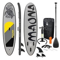 Stand Up Paddle Surfboard Grey Maona