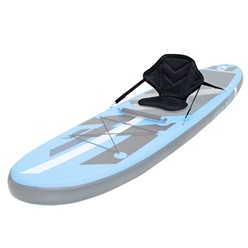 Kajaksitz für Stand UP Paddle Board 62 x 43 cm, Textilgewebe aus 100%  Polyester