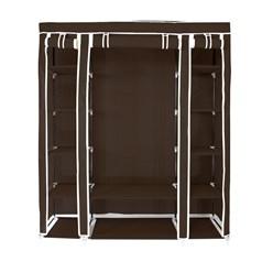 Faltschrank Braun 150 x 175 x 45 cm