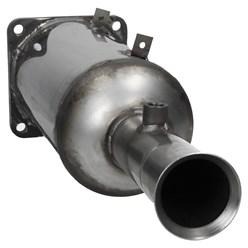 Dieselpartikelfilter 670mm mit Montagesatz Fiat Peugeot