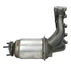 Katalysator Krümmerkat inkl. Montagesatz 355mm Opel Vectra