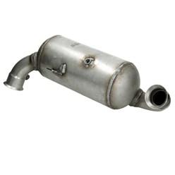 Dieselpartikelfilter mit Montagesatz Peugeot Citroen