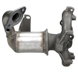 Katalysator Ford Fiesta V, Fusion, Benziner
