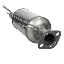 Dieselpartikelfilter Ford