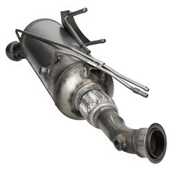 Dieselpartikelfilter VW Crafter
