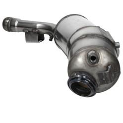 Dieselpartikelfilter 690 mm mit Montagesatz Mercedes-Benz