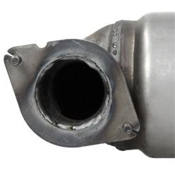 Katalysator 320 mm mit Montagesatz Nissan Opel Renault