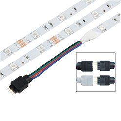 LED RGB SMD NWF Stripe 15 m 30 LED