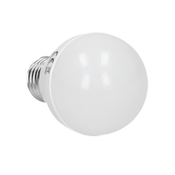 LED Birne E27 5 Watt warmweiß