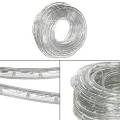 LED-Lichtschlauch 10 m, Warmweiß - 36 LED pro Meter