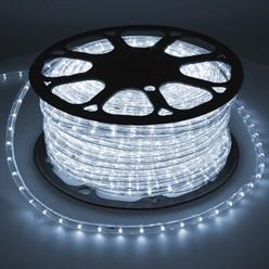 LED-Lichtschlauch 30m, kaltweiß - 36 LED pro Meter