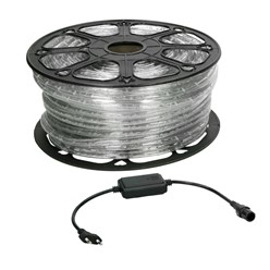 LED-Lichtschlauch 10 m, RGB - 36 LED pro Meter