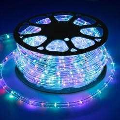 LED-Lichtschlauch 30m, RGB - 36 LED pro Meter