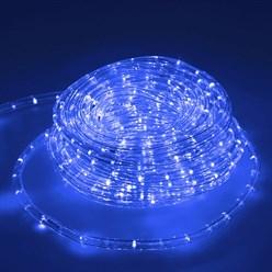 LED-Lichtschlauch 10 m, Blau - 36 LED pro Meter