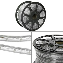 LED-Lichtschlauch 30m, gelb - 36 LED pro Meter
