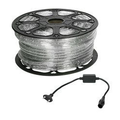 LED-Lichtschlauch 50m, gelb - 36 LED pro Meter