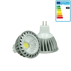LED Reflektor-Spot MR16 4 Watt Ausf. COB warmweiß